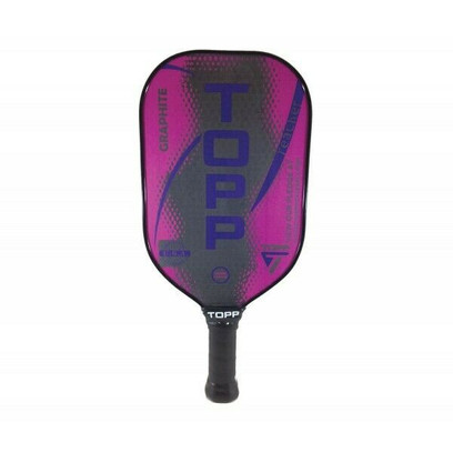TOPP Reacher Graphite Pickleball Paddle - Pink/Blue
