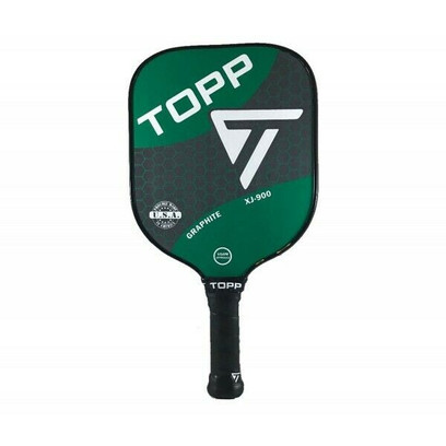 TOPP XJ-900 Graphite Widebody Pickleball Paddle - Green/White