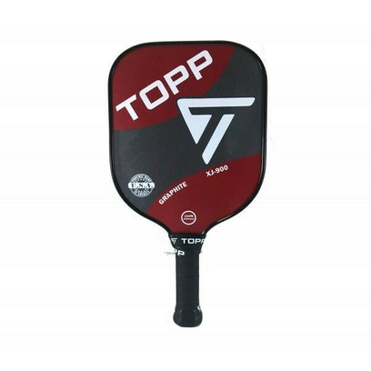 TOPP XJ-900 Graphite Widebody Pickleball Paddle - Red/White