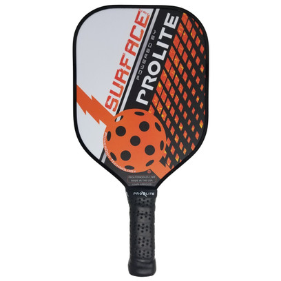 Pro-Lite Surface NRG Pickleball Paddle- Orange