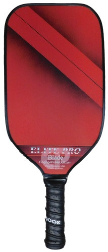Engage Elite Pro Blade Pickleball Paddle - Red