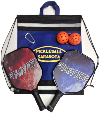 Two Person Pickleball Starter Set