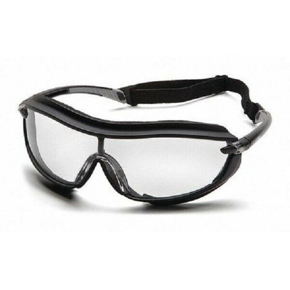 G - Xs3 Plus Safety Glasses Anti-Fog, Scratch-Resistant Lens
