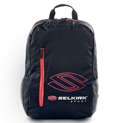 Selkirk Day Bag - Red