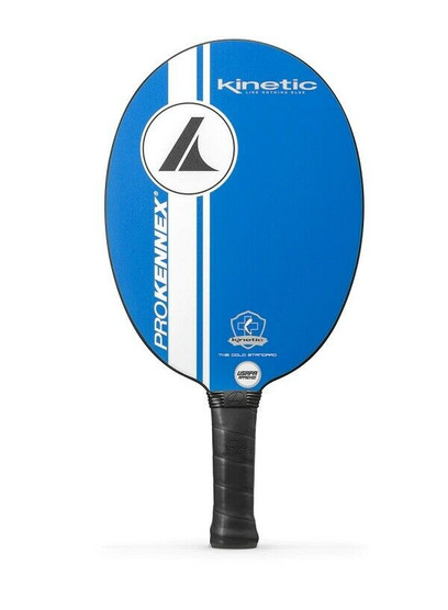 ProKennex Kinetic Ovation Speed Midweight Pickleball Paddle - True Blue