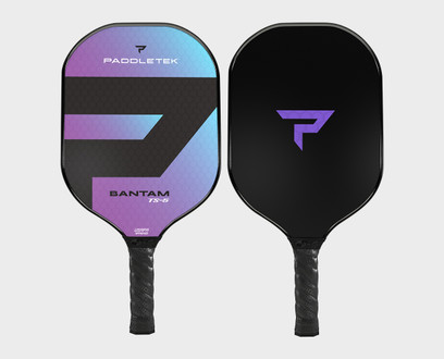 Paddletek Bantam TS5 Pickleball Paddle - Aurora (Purple)