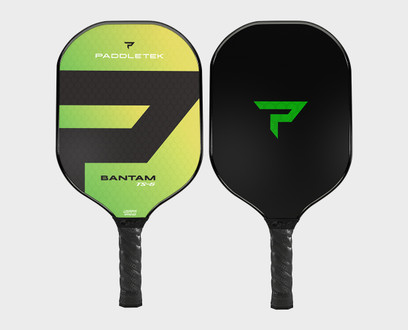 Paddletek Bantam TS5 Pickleball Paddle - Barium (Green)