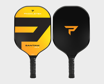 Paddletek Bantam EX-L Pickleball Paddle - Horizon (Yellow)