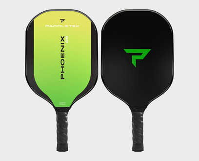 Paddletek Phoenix G6 Pickleball Paddle - Barium (Green)