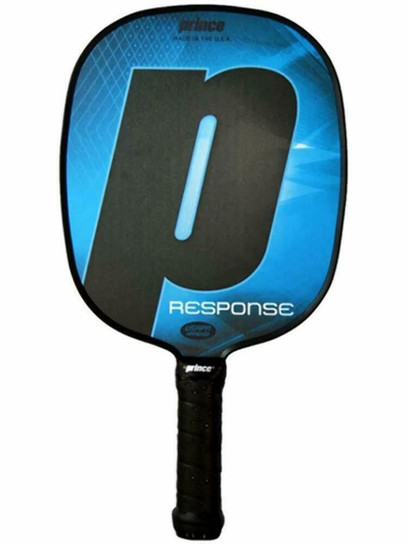 Prince Response Midweight Pickleball Paddle - Blue