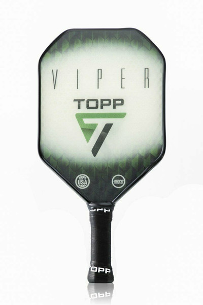TOPP Viper Composite Pickleball Paddle - Green
