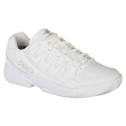 FILA Double Bounce Pickleball Shoes for Women - White