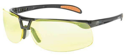 AE - Protege Xc Safety Glasses With Amber Anti-Fog Lens
