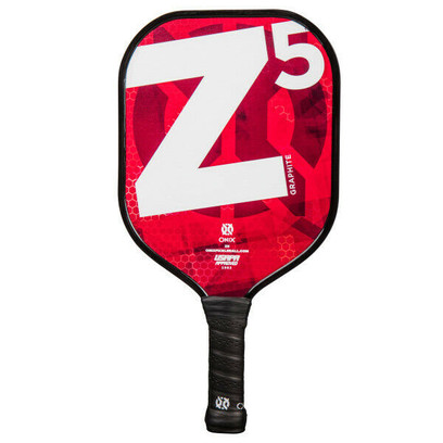 Onix Graphite Z5 Pickleball Paddle - Mod Red