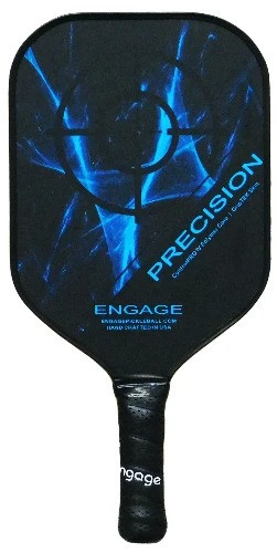 Engage Precision Pickleball Paddle - Mystic Blue