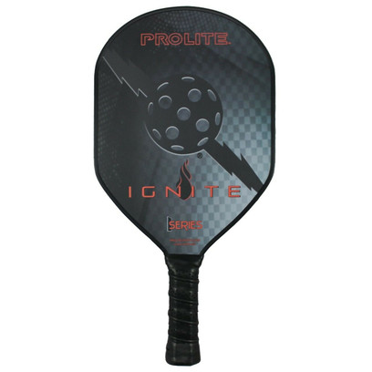 Pro-Lite Ignite Hybrid Pickleball Paddle - Black