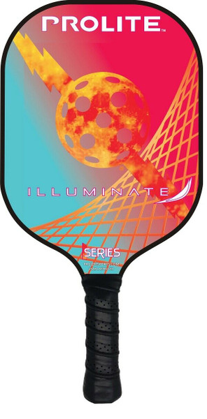 Pro-Lite Illuminate Pickleball Paddle - Red