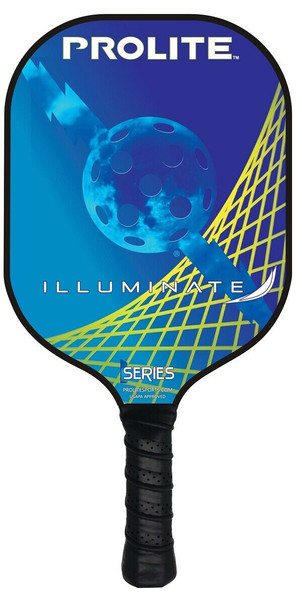 Pro-Lite Illuminate Pickleball Paddle - Blue