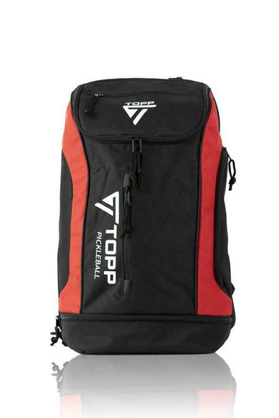 TOPP Pickleball Backpack - Red