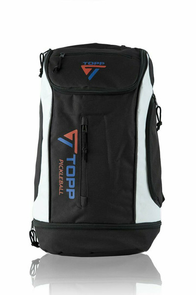TOPP Pickleball Backpack - White