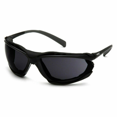 B-10 - Pyramex Proximity H2X Gray Anti-Fog Safety Glasses