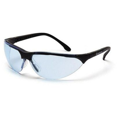 B-5 - Pyramex Rendezvous Anti-Fog Safety Glasses - Infinity Blue Lens