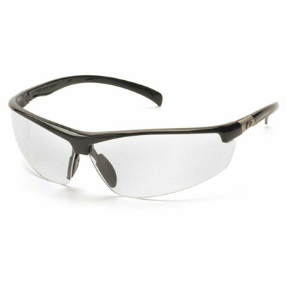 B-13 - Pyramex Forum Safety Glasses - Clear H2X Anti-Fog