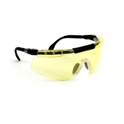 B-15 - Uvex FitLogic Safety Glasses w/ Amber Lens