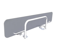 Ropox 40-25035 Bed guard for shower bed - 178cm (must be ordered with shower bed)