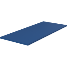 Pressalit Care R8704 Mattress for Nursing Bench 2000 -  Navy Blue (must be ordered with bench)