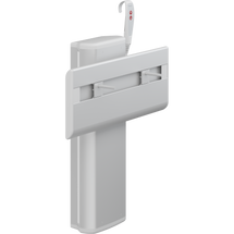 Pressalit PLUS R4751 wash basin bracket, powered with wired hand control