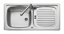 Scanflex space saver shallow bowl sink - S-3
