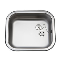 Ropox A-400 sink - 100mm deep bowl - 30-45008