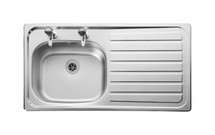 Scanflex shallow bowl sink - S-2 (R)