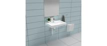 Ropox 40-42010 Adaptline  manual unit - including Standard basin