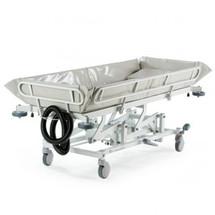 Seers ST7700 shower trolley, standard, hydraulic, 195x74cm