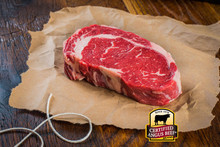 Certified Angus Beef ® Ribeye Steak