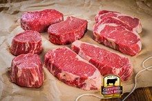 Certified Angus Beef ® Boneless Steak Sampler