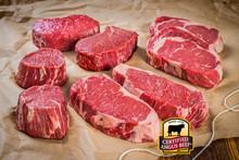 Certified Angus Beef ® Boneless Steak Sampler