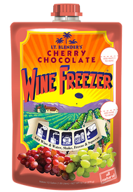 Cherry Chocolate Wine Freezer