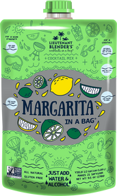 Non-GMO Margarita in a Bag