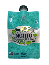 Non-GMO Mojito in a Bag