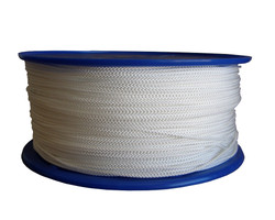 3mm x 500m White Nylon Cord No. 20