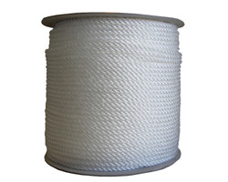 6mm x 250m PE Staple Silver Rope