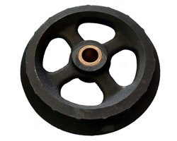 Big Dutchman Corner Wheel Assy