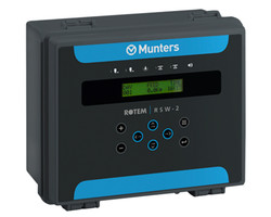 Rotem RSW-2 Silo Weighing Control System