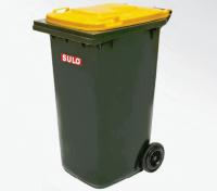240 litre heavy duty AAS SULO wheelie bin
