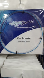 H20 PRO Wind on Leader 80lb, 100lb, 150lb, 200lb, 300lb & 400lb available.