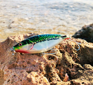 Silver Green Mackerel