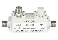 C0418-10 SMA/Female 4-18 Ghz 10 dB Coupler Centric RF
